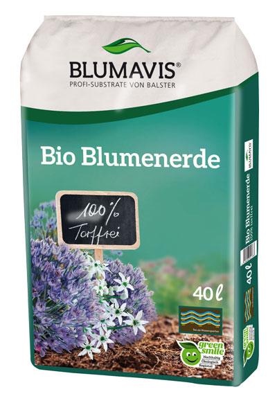 Torffreie Bio Blumenerde