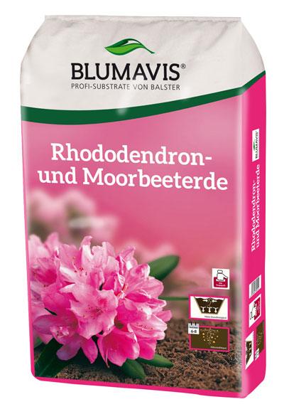 Rhododendron- und Moorbeeterde